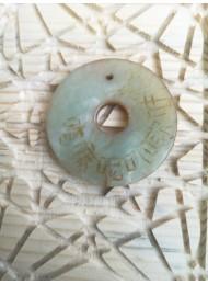Фън Шуй талисман за късмет от Нефрит