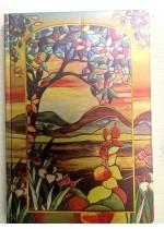 Книга на Сенките Tree of Life - твърди корици луксозна подвързия