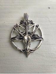 Медальон Асмодей